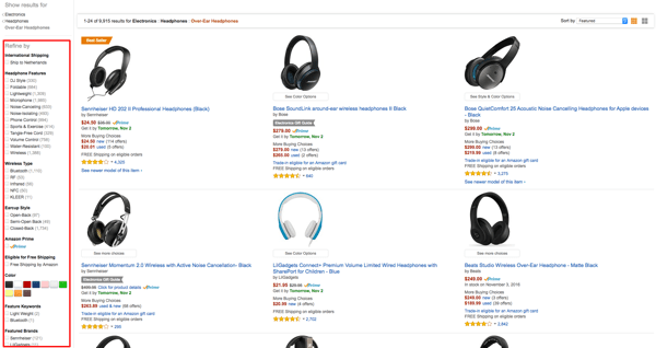 amazon headphones