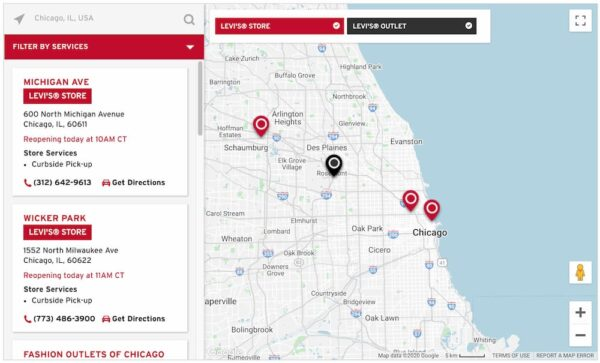 Local SEO: why your site should have a store locator
