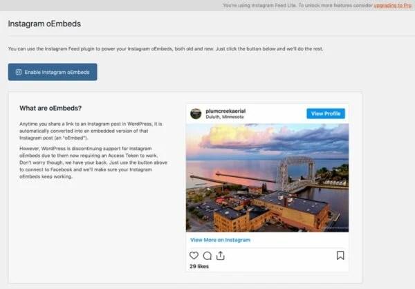 <div>Facebook & Instagram embeds on WordPress break soon</div>