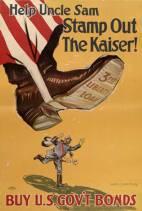 Stamp the Kaiser