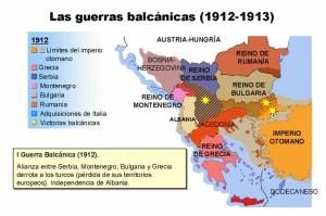 Primera Guerra Balcánica