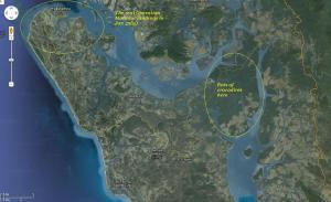 ramree island