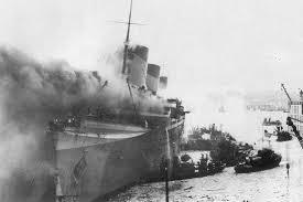 El incendio del Normandy
