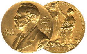 Medalla al Premio Nobel de la Paz.