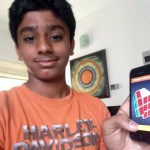 School boy develops App to solve Rubik's cube