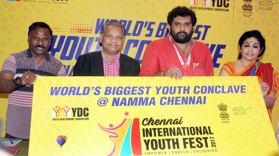 Chennai International Youth Festival is for and by the young