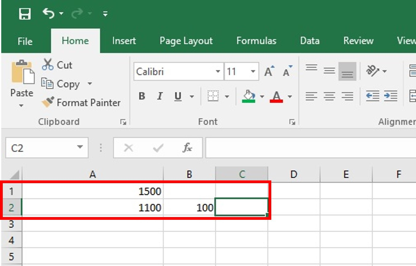 How To Create Formula In Excel How To Calculate In Excel