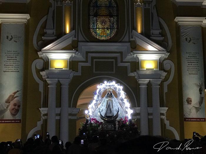 La Virgen de la Puerta en la Catedral de Trujillo