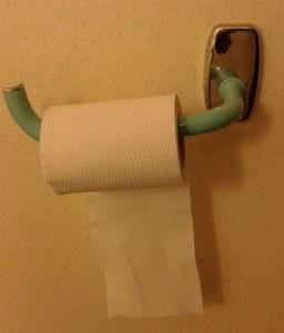 rollo papel higienico