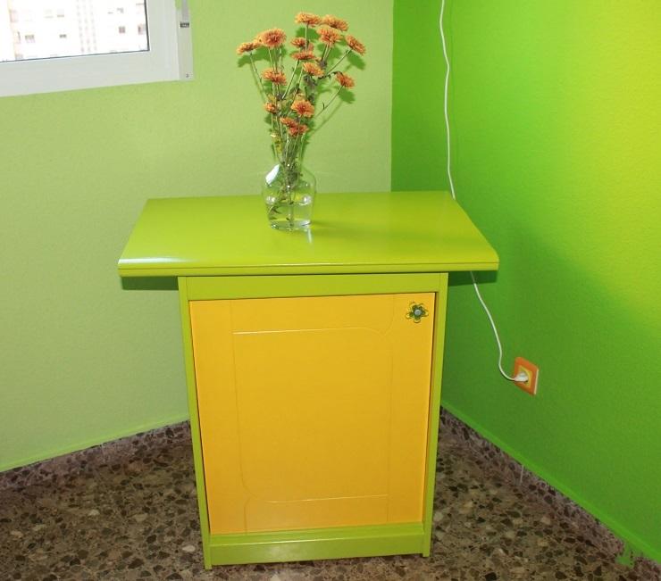 pintar y brestaurar un mueble