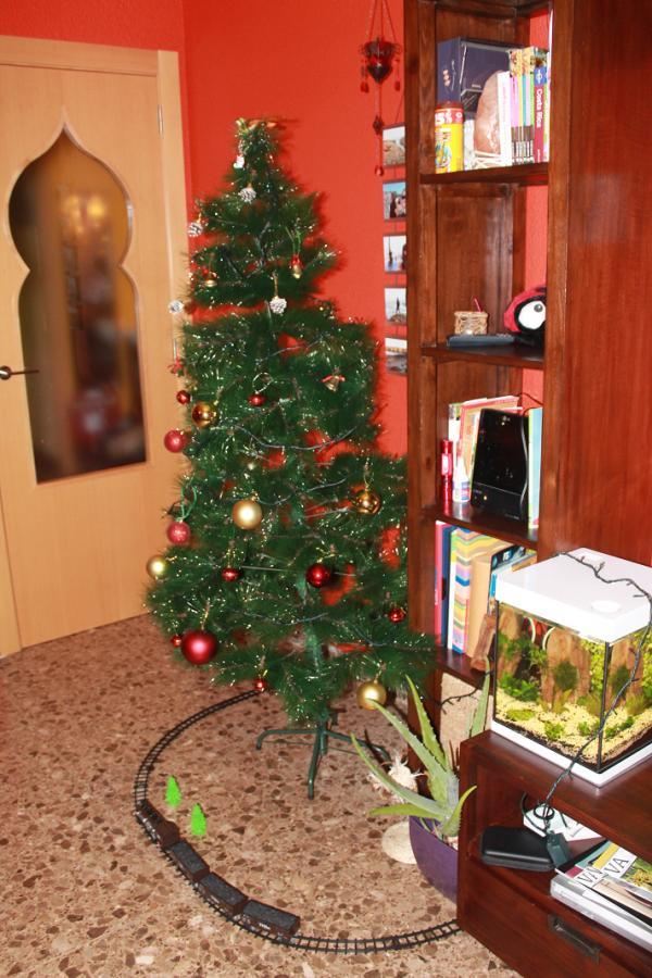Este es el árbol de Navidad