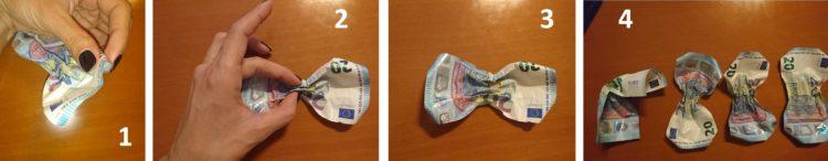 roas con billetes