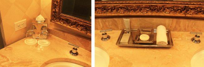 Accesorios, útiles y detalles en el baño