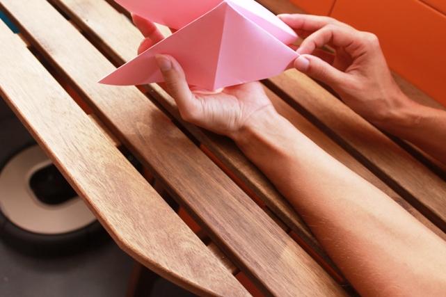pliegues origami