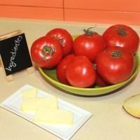 Pasta al pomodoro e burro - platos ligeros y vegetarianos