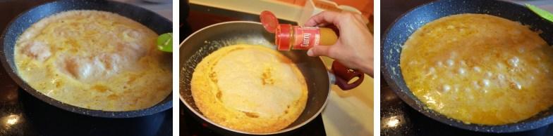 cocinando la salsa