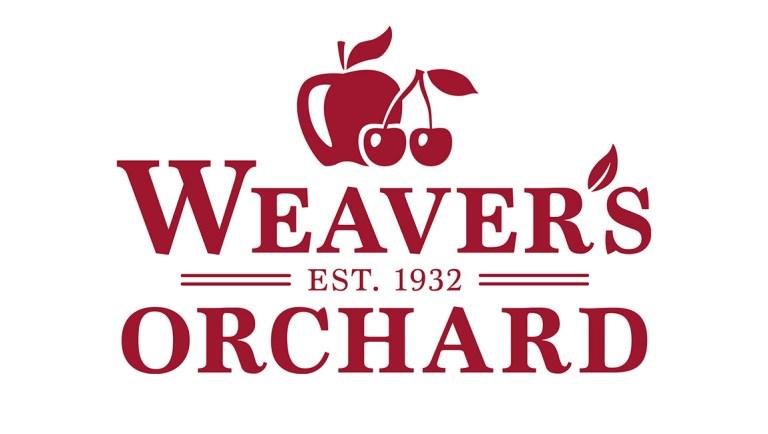 Weaver's Orchard logo