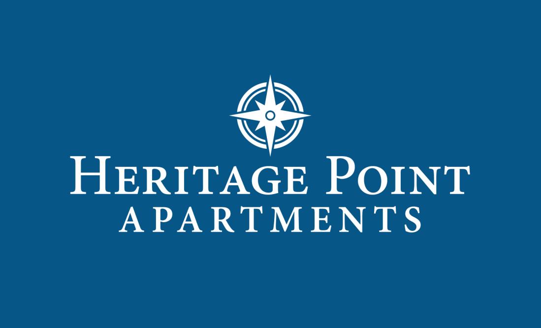 Heritage Point Apartments logo