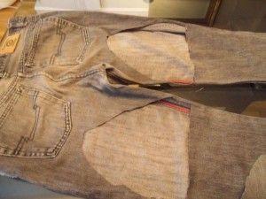 reciclar pantalon vaquero