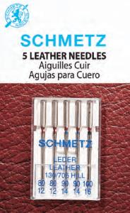 agujas para coser cuero