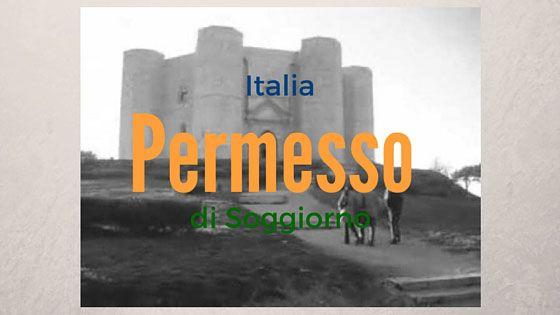 Italia Permiso de Residencia