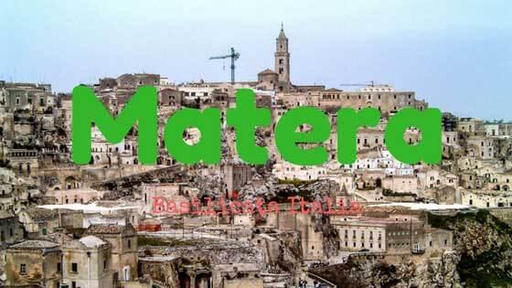 Italia – Visita a Matera y Alrededores