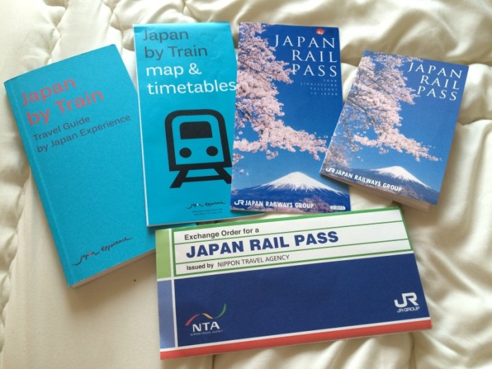 JRPASS Japan Rail Pass