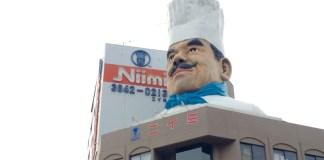 Kappabashi dori en Tokyo
