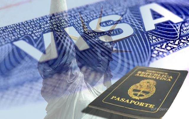 Visa a Estados Unidos para Argentinos