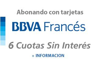 5% OFF con Banco BBVA Frances en el Duty Free Shop Argentina