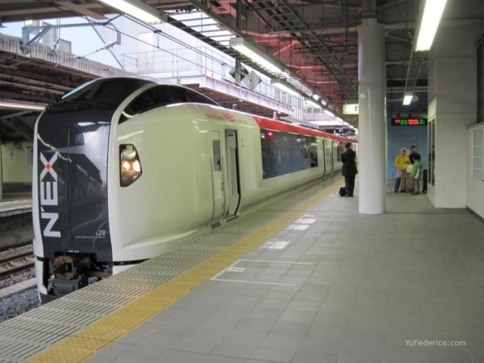 Narita Express N'Ex