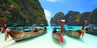 Isla Phi Phi, Tailandia
