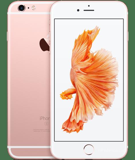 iPhone 6s Plus en el nuevo color rosa