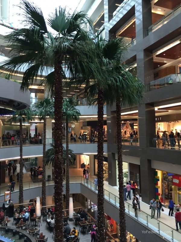 Costanera Center Mall, Santiago, Chile