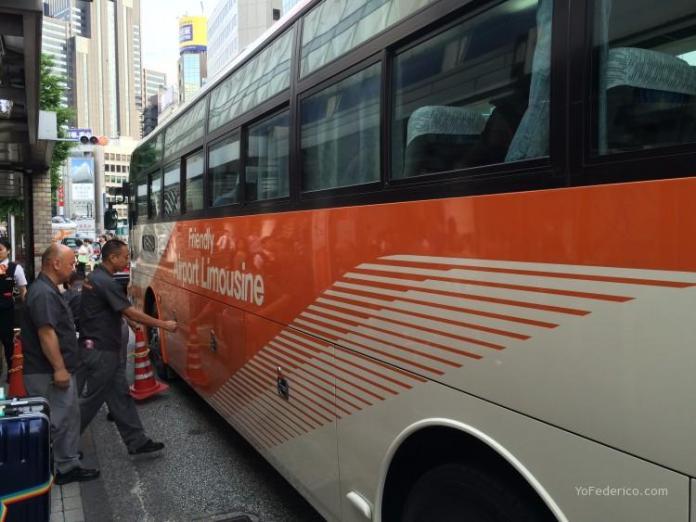 Limousine Bus - Tokyo