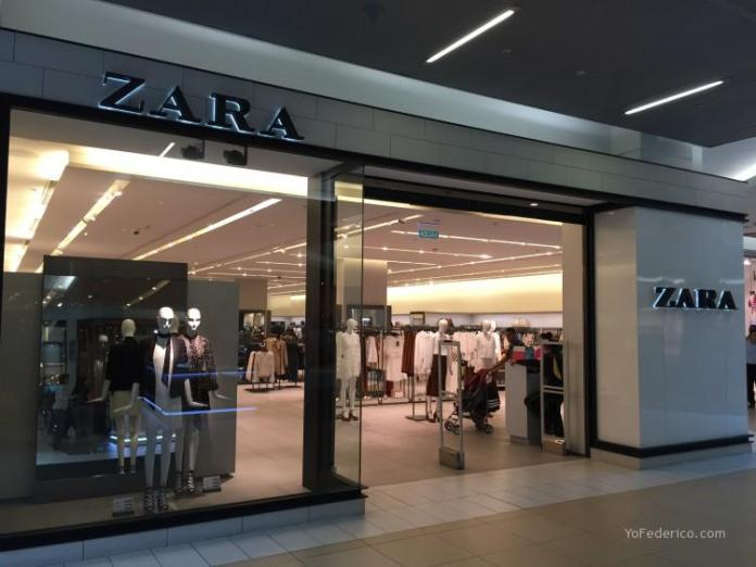ZARA Costanera Center Santiago Chile