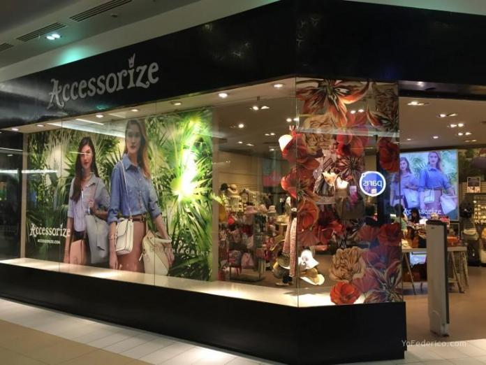 Accessorize Costanera Center Santiago Chile