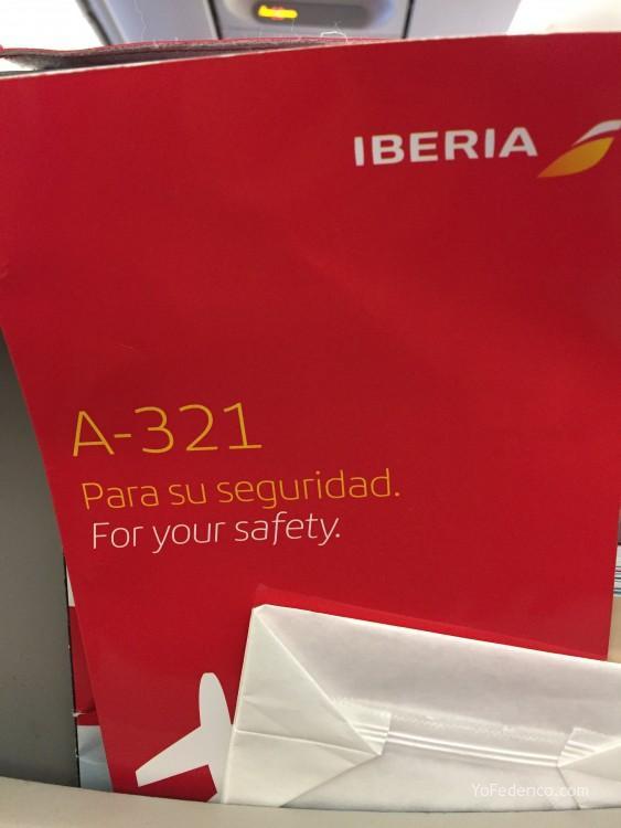 Vuelo IBERIA de Madrid a Londres