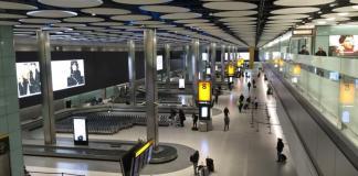 Aeropuerto Heathrow, Londres