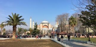 Santa Sofía Estambul Turquía