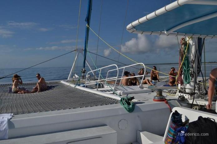 Bleu Magic Raiatea Mexico Puerto Aventuras Tulum Playa del Carmen Cancun