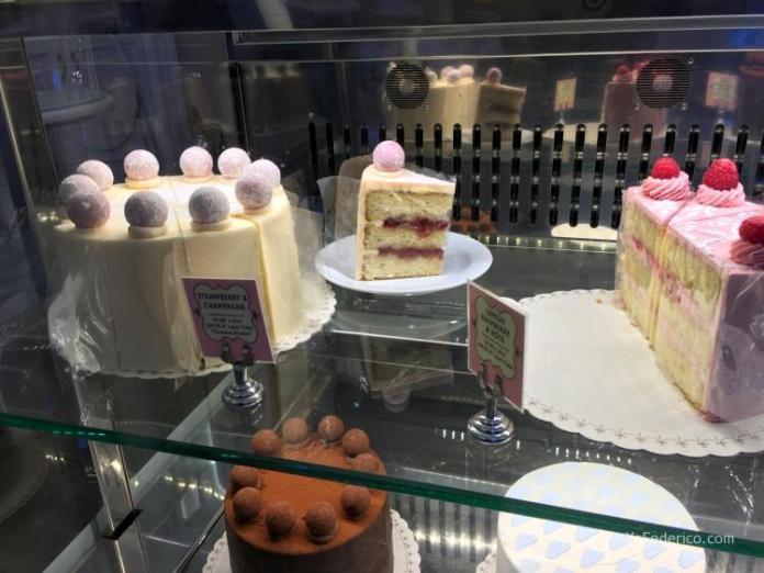 Peggy Porschen cakes, una excelente pastelería en Londres 6
