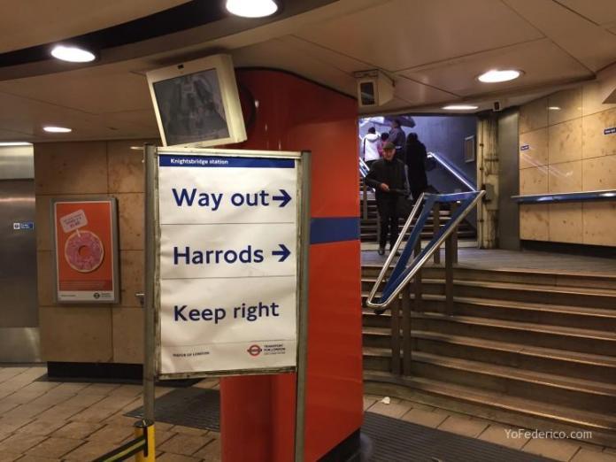 Harrods, las famosas galerías de Londres 2