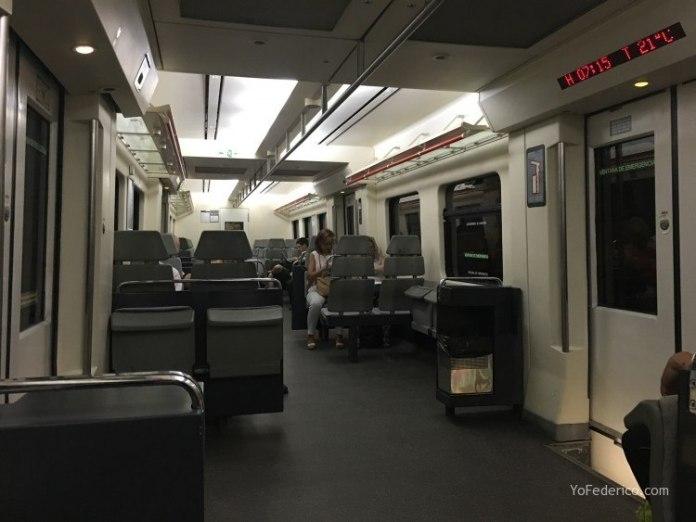 Cómo ir en Metro desde el Aeropuerto de Barajas a Madrid 6