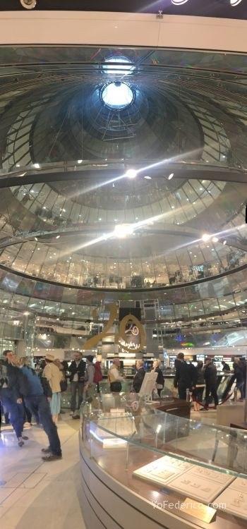 Las Galerías Lafayette de Berlín 4