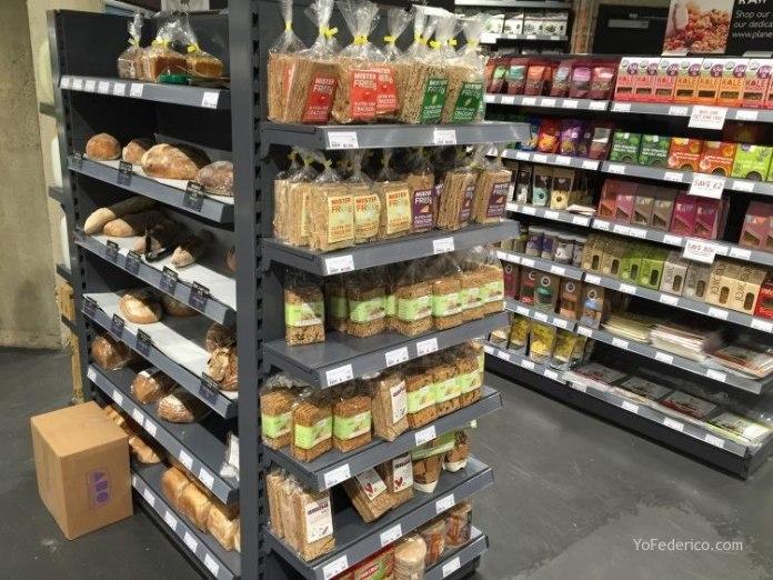 Planet Organic de Londres, todo orgánico! 3
