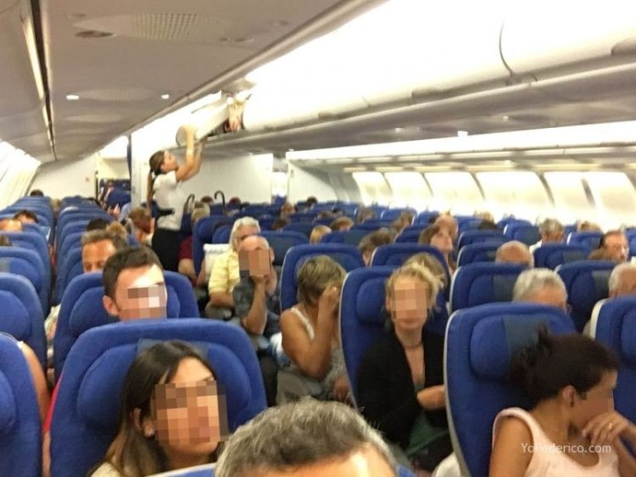 Vuelo de Madrid a Buenos Aires en AirEuropa 7