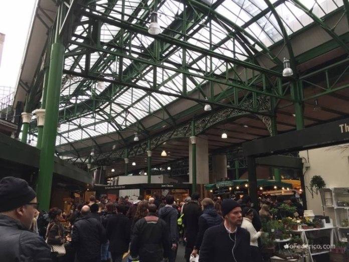 El Borough Market de Londres 3