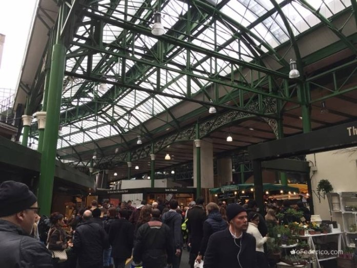 El Borough Market de Londres 3