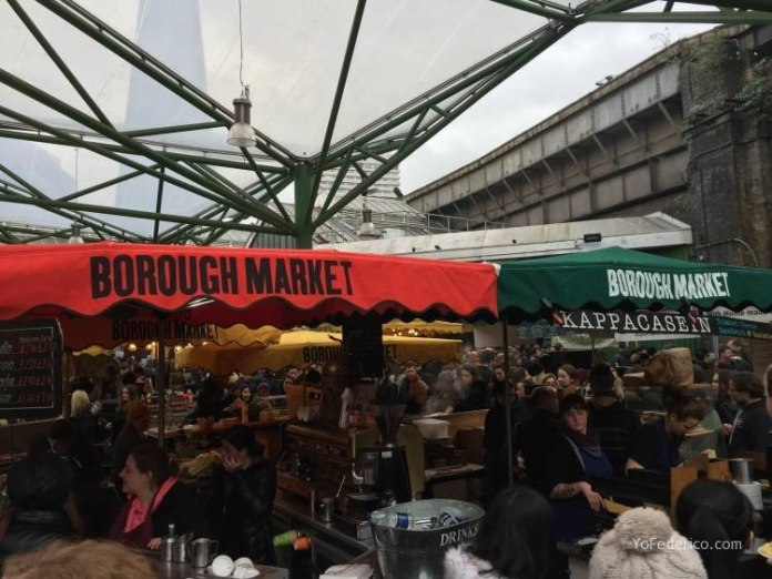El Borough Market de Londres 13
